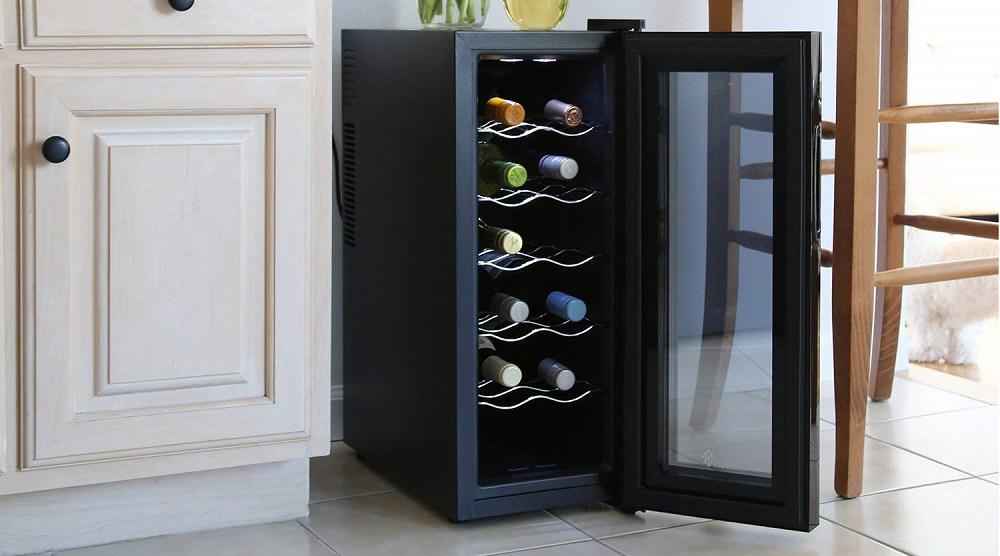 Best 12 Bottle Wine Refrigerator