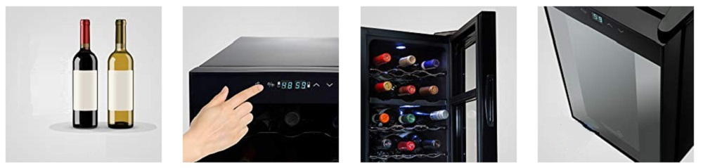 18 Bottle Wine Cooler Reviews