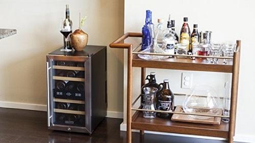 Best 18 Bottle Wine Cellar