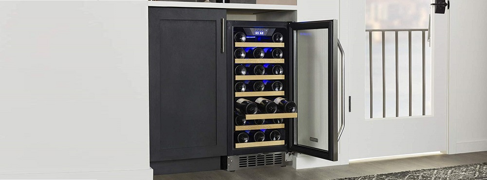 Dual Zone Wine Coolers