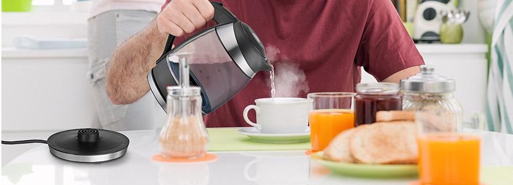 How Does a Tea Maker Work