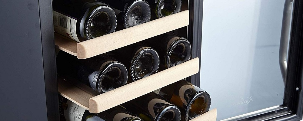 Wine Cooler for 8 bottles