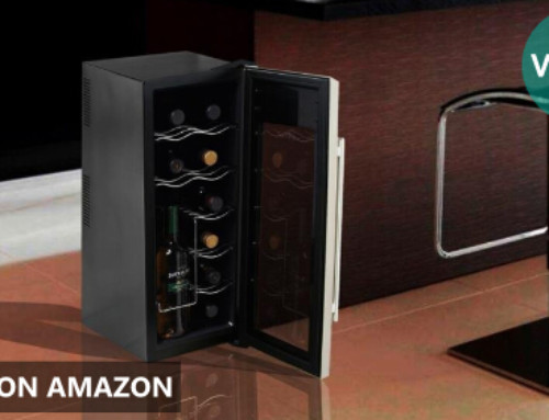 🥇 Top 5 Best Wine Cooler Refrigerator for 8 Bottles in 2019