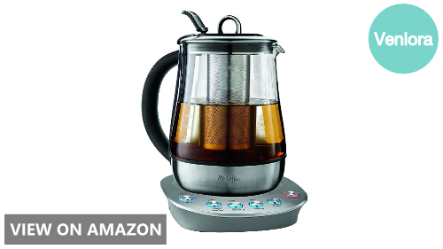 Mr. Coffee BVMC-HTKSS200 Hot Tea Maker