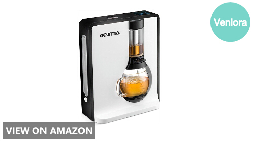 Gourmia GTC8000 Electric Square Tea Maker