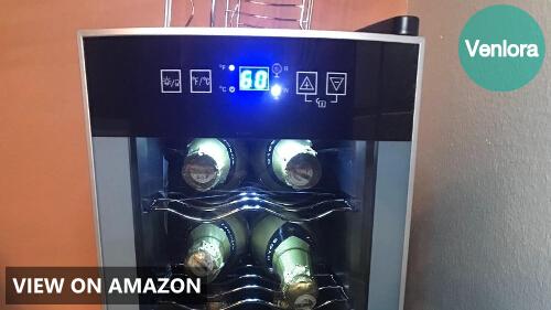 Avanti vs Igloo vs Nutrichef: 12 Bottle Wine Cellar Comparison