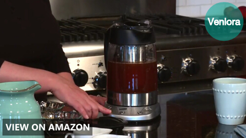 Cuisinart TEA-100 vs Breville BTM800XL: High-End Tea Maker Comparison