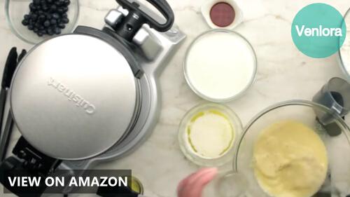 Cuisinart WAF-F20 vs WAF-F10: Belgian Waffle Maker Comparison