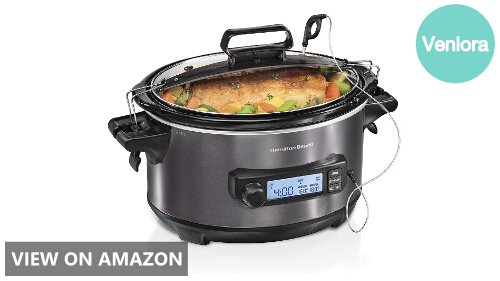 Hamilton Beach 33866 vs Instant Pot LUX Mini: Slow Cooker Comparison