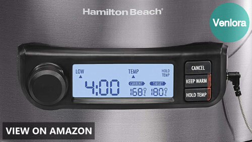 Hamilton Beach 33866 vs Instant Pot LUX Mini