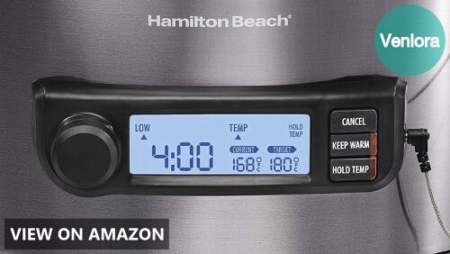 Hamilton Beach 33866 vs Instant Pot LUX Mini
