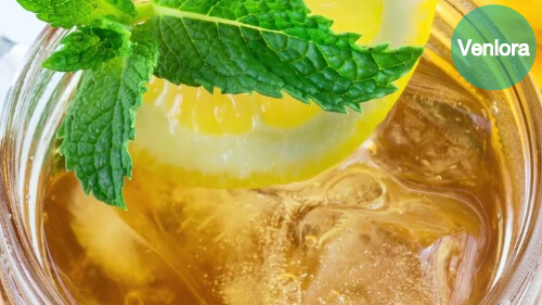 How to Make Iced Tea at Home