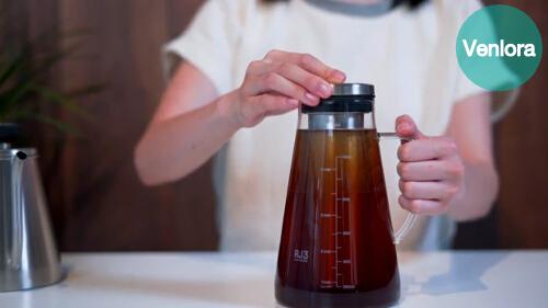 How do you cold brew tea?