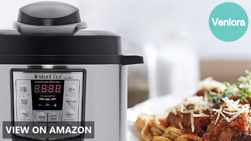 Instant Pot LUX Mini vs Hamilton Beach 33866