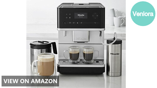 Miele CM6350 Countertop Coffee Machine Review