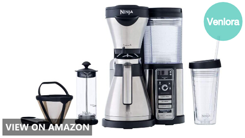 Ninja CF085Z vs CF091 vs CF112 vs CF080Z: Coffee Maker Comparison
