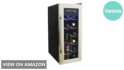 Nutrichef vs Avanti vs Igloo: 12 Bottle Wine Cellar Comparison