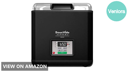 Sous Vide Supreme Demi Water Oven Review (SVD-00101 Model)