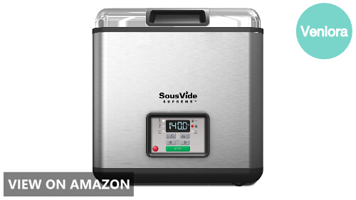 Sous Vide Supreme Water Oven Review (SVS10LS Model)