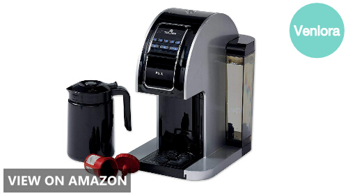 Touch Plus Single Serve Coffee Brewer Review