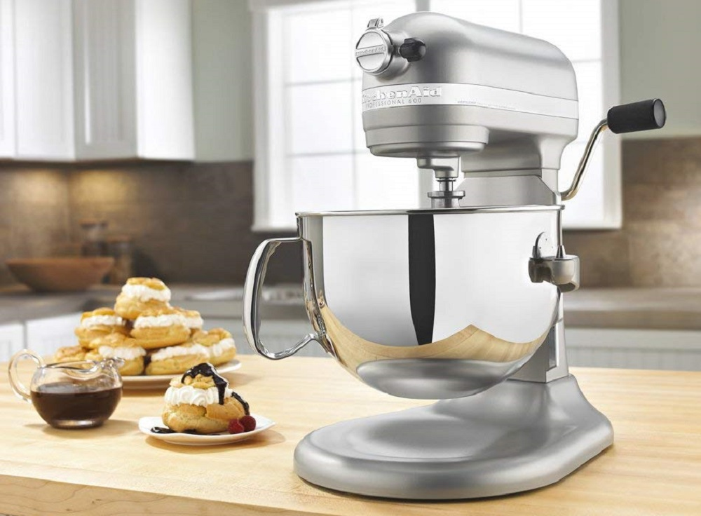 Professional Stand Mixer Guide