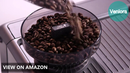 Breville Coffee Machine Review