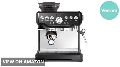 Breville BES870BSXL vs Breville BES980XL: Coffee Machine Comparison