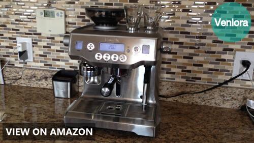 Breville BES980XL vs Breville BES870BSXL: Coffee Machine Comparison