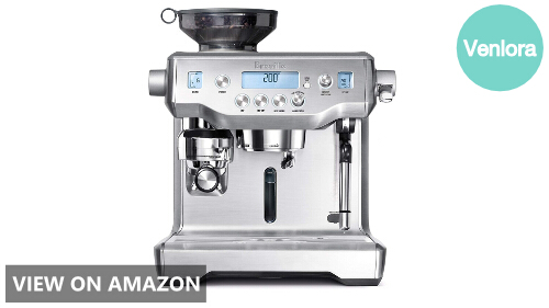 Breville BES980XL vs Breville BES920XL: Espresso Machine Comparison