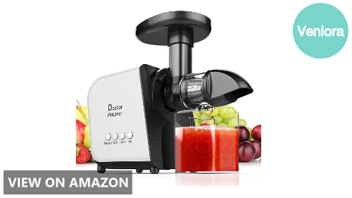 Doctor Hetzner 4 vs Omega J8006: Masticating Juicer Comparison