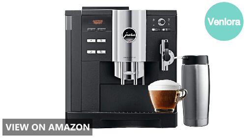Jura Impressa S9 vs Jura Impressa J9: Coffee Machine Comparison