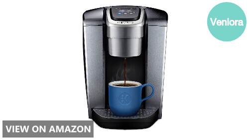 Keurig K-Elite Single-Serve Coffee Maker Review