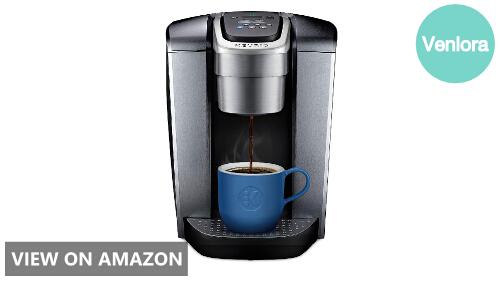 Keurig K-Elite Single-Serve Coffee Maker Review