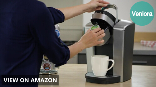 🥇 Keurig K-Elite Single-Serve Coffee Maker Review
