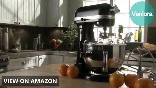 KitchenAid KP26M1XER 6 Qt. Professional 600 Series Bowl-Lift Stand Mixer Review