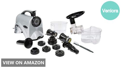 Omega Juicer NC800 HDS Masticating Juicer Review