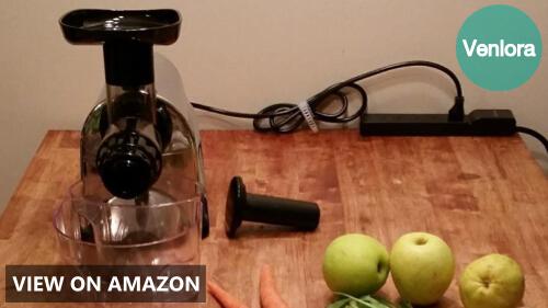 Omega Juicer NC900HDC Masticating Juicer