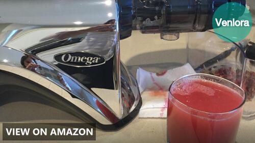 Omega Juicer NC900HDC Masticating Juicer Review