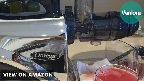Omega Juicer NC900HDC vs NC800