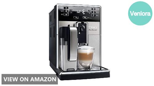 Saeco HD8927/47 Picobaristo Super Automatic Espresso Machine Review