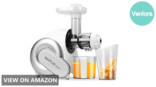 SimpleTaste 708NA-0002 Electric Masticating Juicer