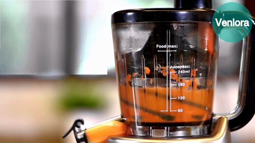 What is a masticating type juicer?