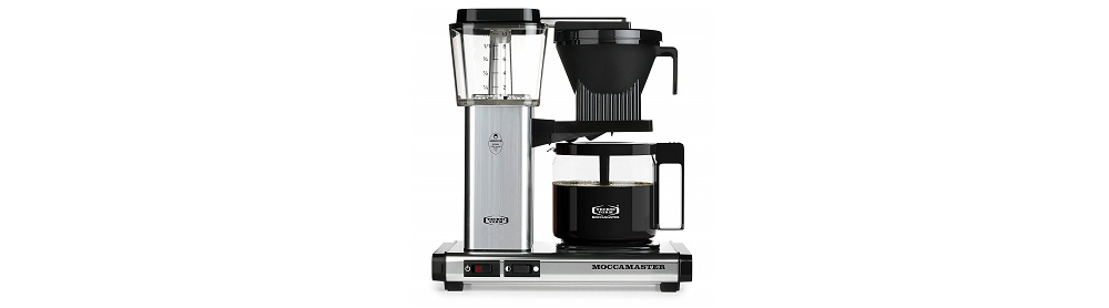 Technivorm Moccamaster KBG Coffee Brewer Review