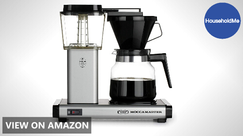Technivorm Moccamaster 59712 Model K Coffee Brewer Review