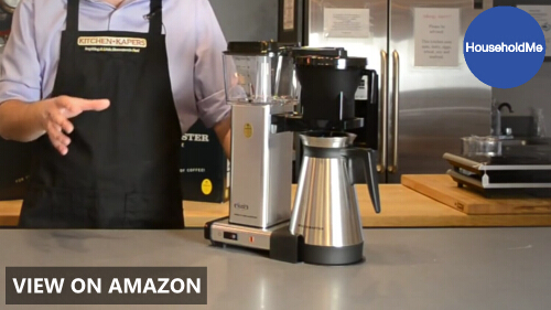 Technivorm Moccamaster 79312 Coffee Maker Review