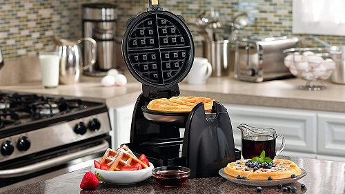 🥇 Best Belgian Waffle Makers with Removable Plates