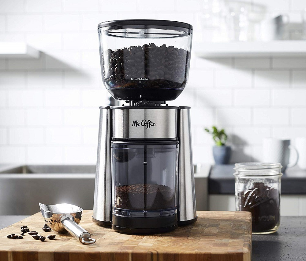 What type of coffee grinder to buy?