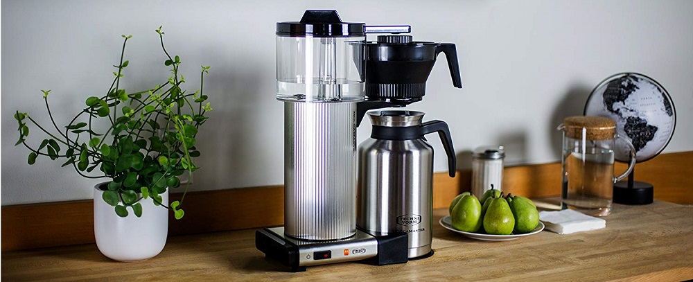 Great Coffee Makers with a Hot Water Dispenser Built In
