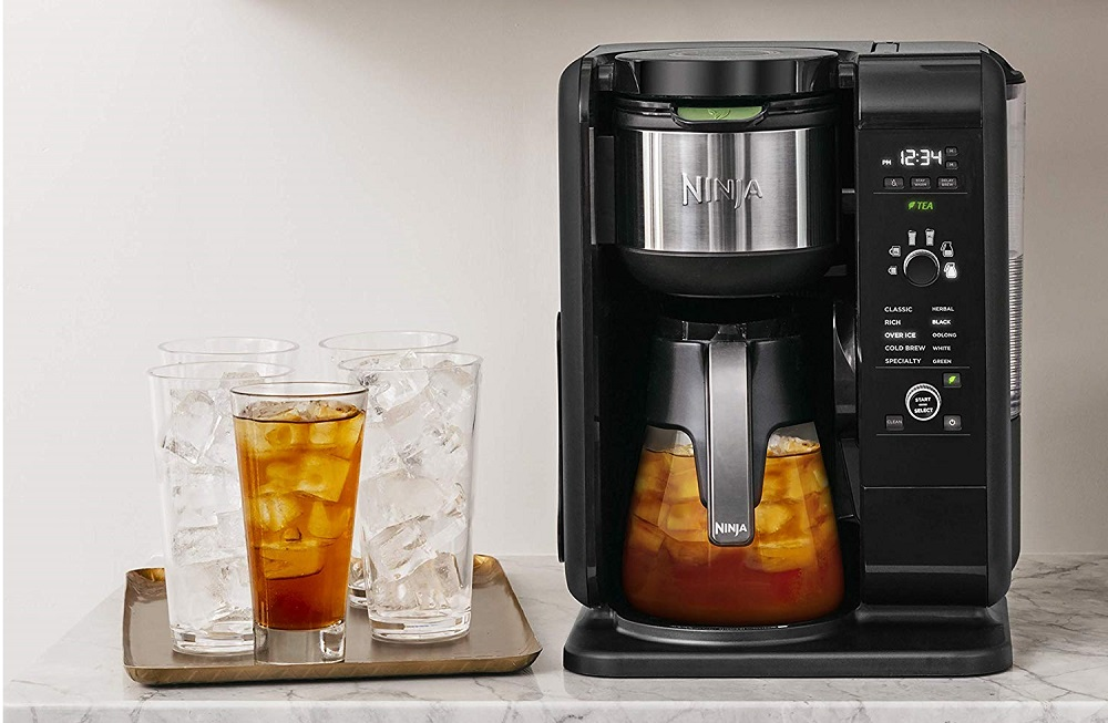 Hot and Cold Brew Coffee Maker