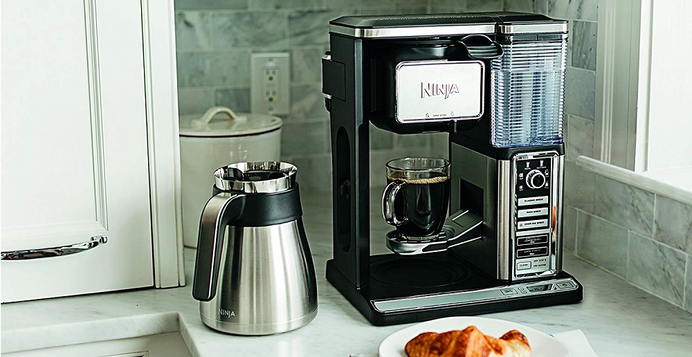 Hot Brew Coffee Maker